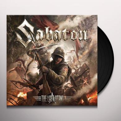 Sabaton LAST STAND Vinyl Record