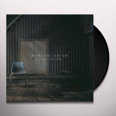 Marconi Union GHOST STATIONS Vinyl Record