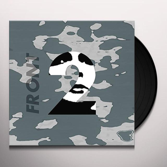 Front 242 GEOGRAPHY Vinyl Record - Limited Edition, Anniversary Edition, Deluxe Edition
