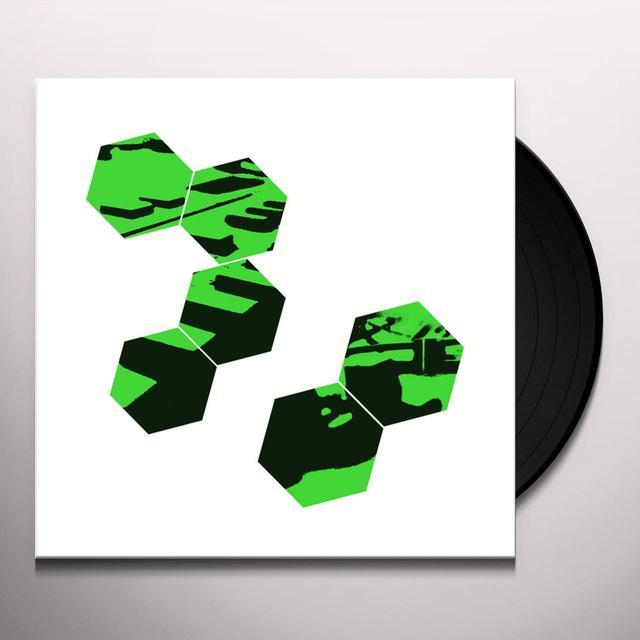 HEAD TECHNICIAN ZONES Vinyl Record