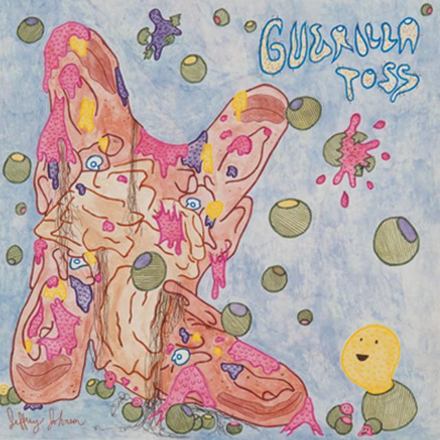 GUERILLA TOSS JEFFREY JOHNSON Vinyl Record - Colored Vinyl
