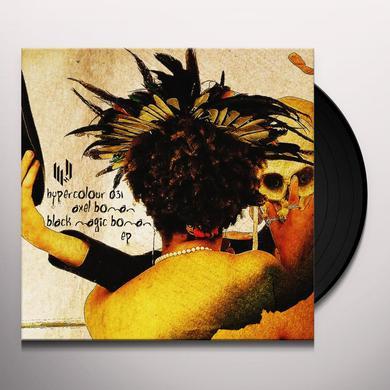 Axel Boman BLACK MAGIC BOMAN Vinyl Record