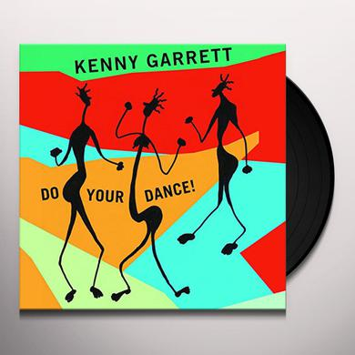 Kenny Garrett DO YOUR DANCE Vinyl Record