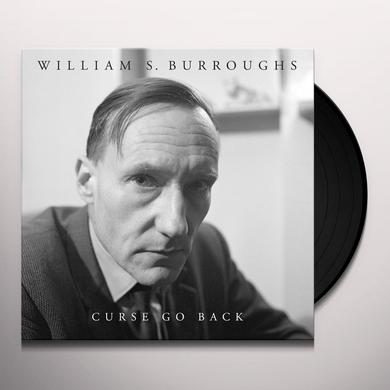 William S. Burroughs CURSE GO BACK Vinyl Record
