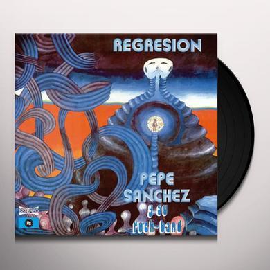 Pepe Y Su Rock Band Sanchez REGRESION Vinyl Record