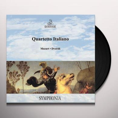 Quartetto Italiano MOZART - DVORAK Vinyl Record