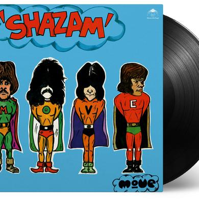Move SHAZAM Vinyl Record