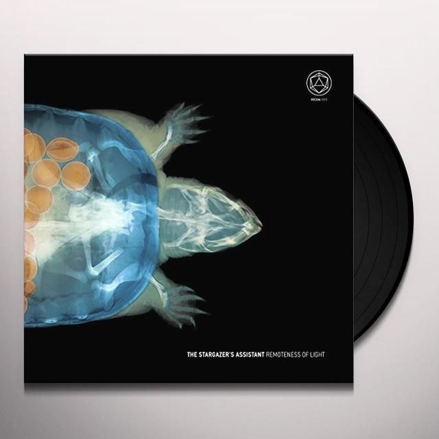 STARGAZER'S ASSISTANT REMOTENESS OF LIGHT Vinyl Record