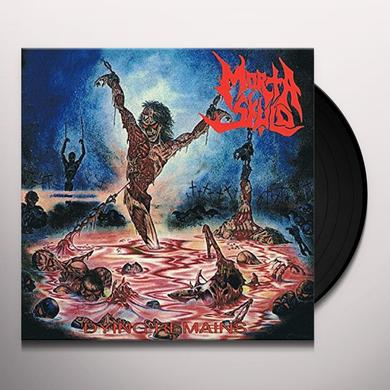 Morta Skuld DYING REMAINS Vinyl Record