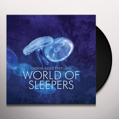 Carbon Based Lifeforms WORLD OF SLEEPERS Vinyl Record