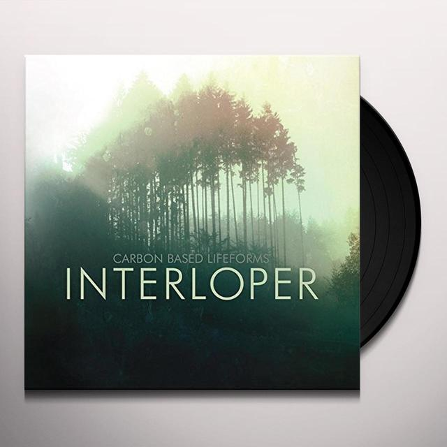 Carbon Based Lifeforms INTERLOPER Vinyl Record