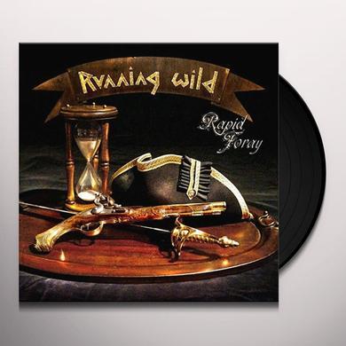 Running Wild RAPID FORAY Vinyl Record