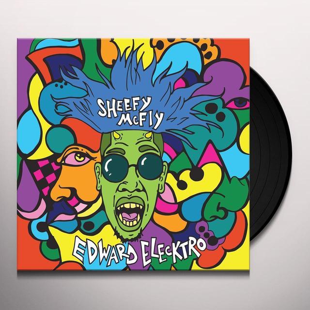 Sheefy McFly EDWARD ELECKTRO Vinyl Record - Limited Edition