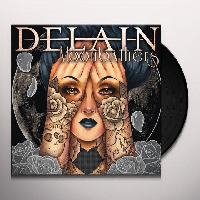 Delain MOONBATHERS Vinyl Record
