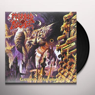Morbid Angel GATEWAYS TO ANNIHILATION Vinyl Record
