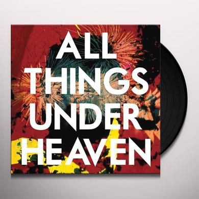 The Icarus Line ALL THINGS UNDER HEAVEN Vinyl Record