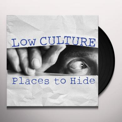 Low Culture PLACES TO HIDE Vinyl Record