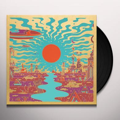 Morgan Delt PHASE ZERO Vinyl Record