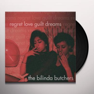 BILINDA BUTCHERS REGRET LOVE GUILT DREAMS Vinyl Record