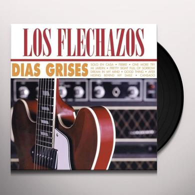 LOS FLECHAZOS DIAS GRISES (25TH ELEFANT ANNIVERSARY REISSUE) Vinyl Record