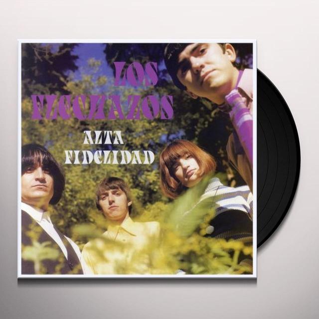 LOS FLECHAZOS ALTA FIDELIDAD (25TH ELEFANT ANNIVERSARY REISSUE) Vinyl Record