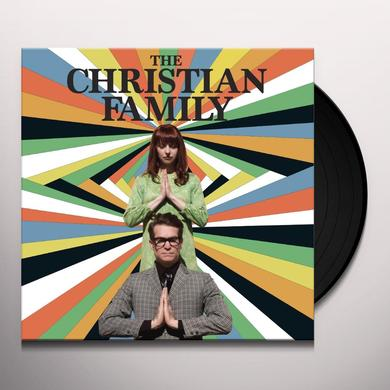 CHRISTIAN FAMILY Vinyl Record