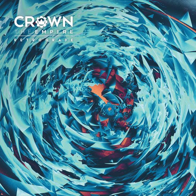 Crown The Empire RETROGRADE Vinyl Record - Colored Vinyl, Digital Download Included