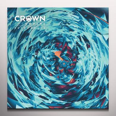 Crown The Empire RETROGRADE Vinyl Record - Colored Vinyl, Digital Download Included