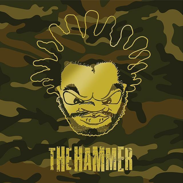 Jeru The Damaja HAMMER Vinyl Record