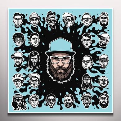 DR. DUNDIFF & FRIENDS Vinyl Record - Blue Vinyl