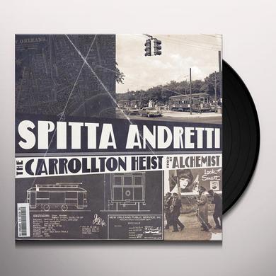 SPITTA ANDRETTI (CURRENCY) / ALCHEMIST CARROLLTON HEIST Vinyl Record