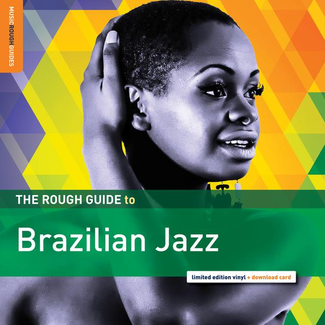 ROUGH GUIDE TO BRAZILIAN JAZZ / VARIOUS Vinyl Record