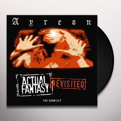 Ayreon ACTUAL FANTASY REVISITED Vinyl Record