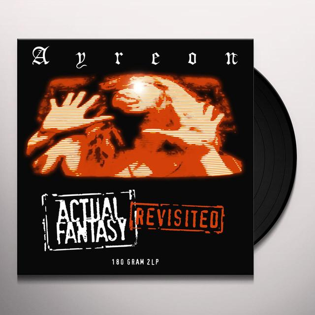 Ayreon ACTUAL FANTASY REVISITED Vinyl Record