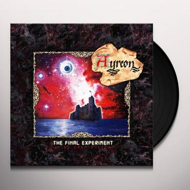 Ayreon FINAL EXPERIMENT Vinyl Record