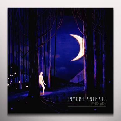 INVENT ANIMATE EVERCHANGER Vinyl Record - Blue Vinyl, Colored Vinyl, Purple Vinyl