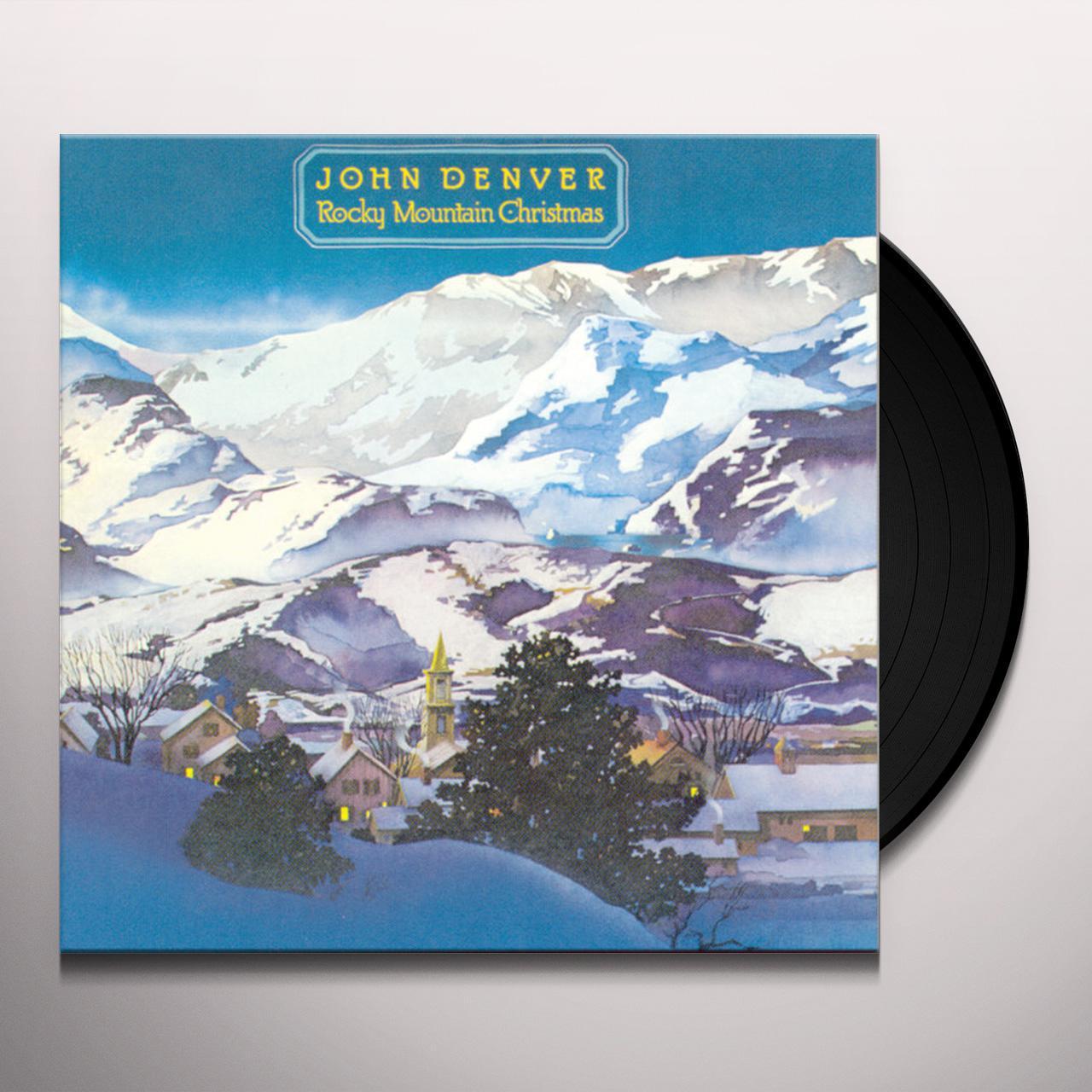 john denver rocky mountain christmas vinyl record tap to expand - John Denver Rocky Mountain Christmas