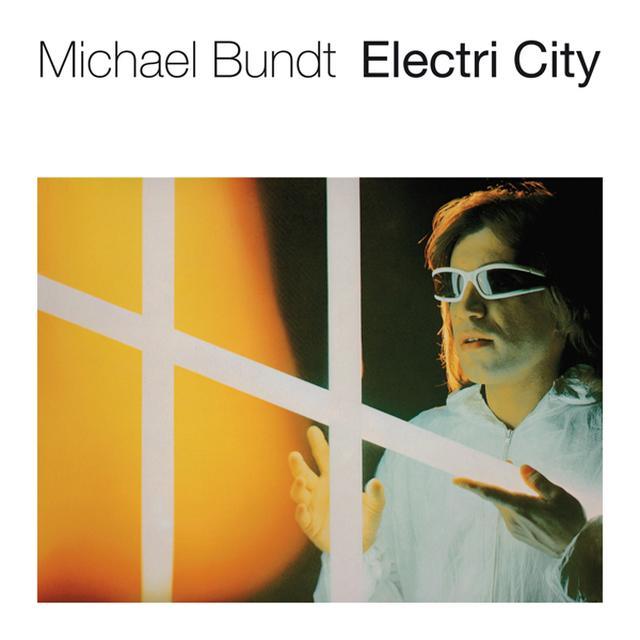 Michael Bundt ELECTRI CITY Vinyl Record