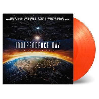 Thomas Wander / Harold Kloser INDEPENDENCE DAY: RESURGENCE / O.S.T. Vinyl Record