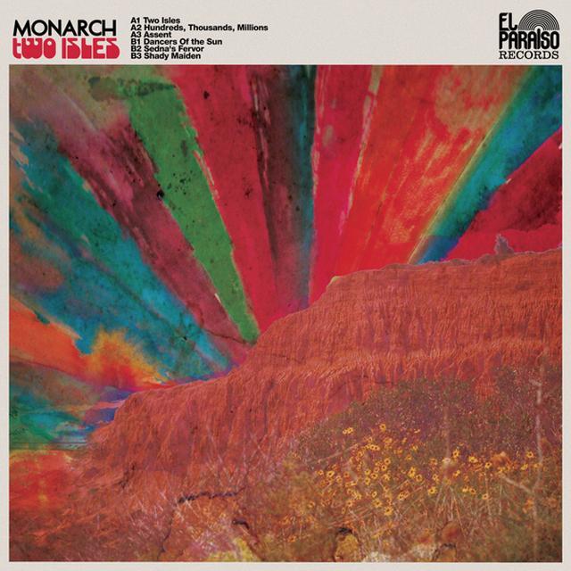 MONARCH TWO ISLES Vinyl Record