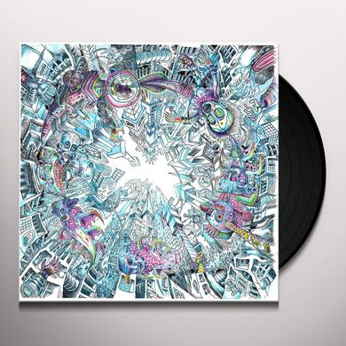 Shackleton & Ernesto Tomasini DEVOTIONAL SONGS Vinyl Record