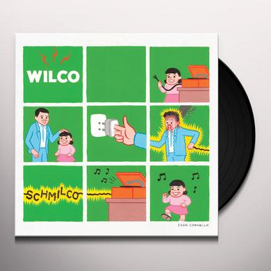 Wilco SCHMILCO Vinyl Record - 180 Gram Pressing, Digital Download Included