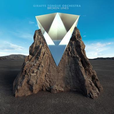 GIRAFFE TONGUE ORCHESTRA BROKEN LINES Vinyl Record