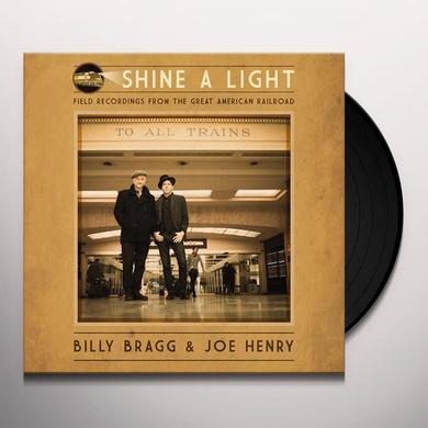 Billy Bragg / Joe Henry SHINE A LIGHT: FIELD RECORDINGS THE GREAT AMERICAN Vinyl Record