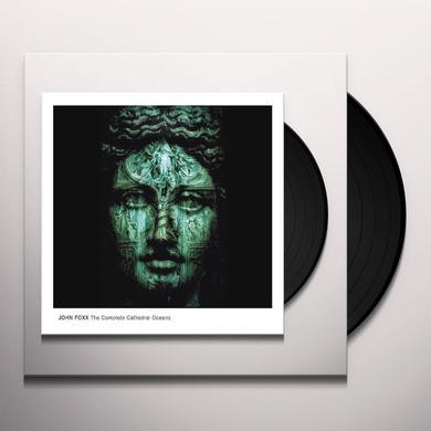 John Foxx CATHEDRAL OCEANS Vinyl Record