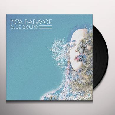 Noa Babayof BLUE BOUND Vinyl Record