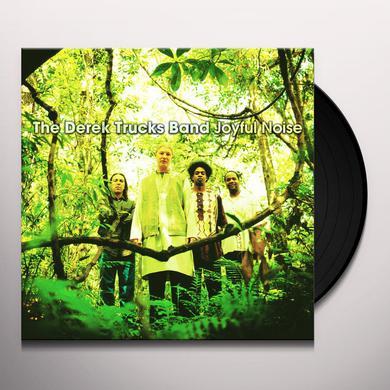 Derek Trucks Band JOYFUL NOISE Vinyl Record