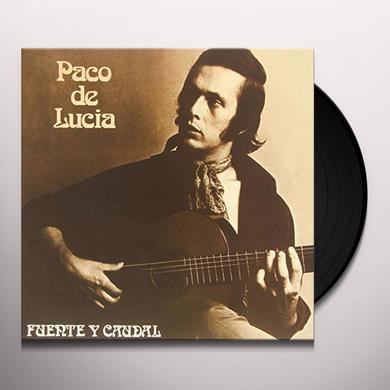 Paco De Lucia FUENTE Y CAUDAL Vinyl Record