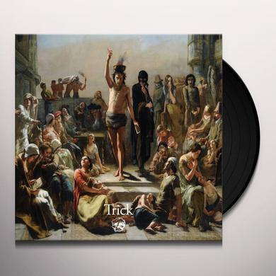 Jamie T TRICK Vinyl Record - UK Import