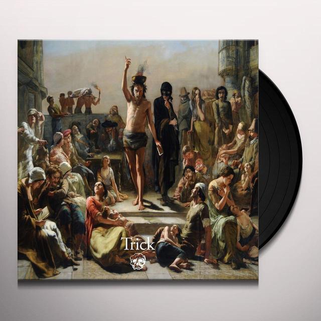 Jamie T TRICK Vinyl Record - UK Import